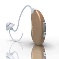 EarCentric Custom Programmable Hearing Aid: PRO200