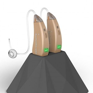 EasyCharge2 Rechargeable Hearing Aids - 4 Channel Processor and Dual Directional Microphones