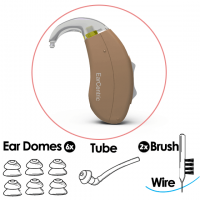 PRO® Accessory Replacement Value Kit - Traditional Ear Tube Configuration