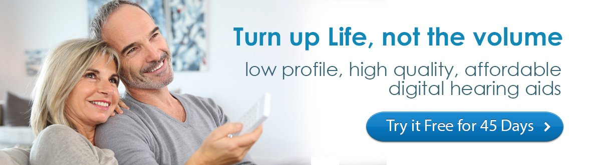 Turn up life not the volume - EarCentric Hearing Aids